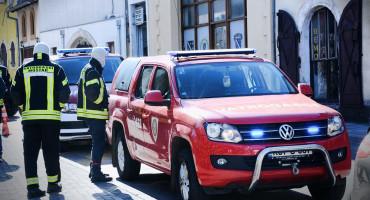 49 tisuća maraka za nabavku odjeće mostarskim vatrogascima