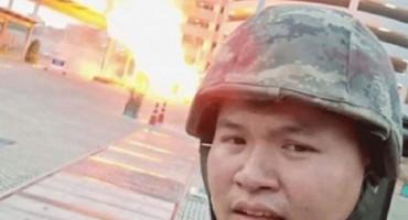 KRVAVI POHOD Ubijen napadač koji je ubio 26 i ranio 52 ljudi