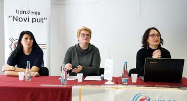 Nedovoljna zastupljenost žena u vodećim medijima u BiH