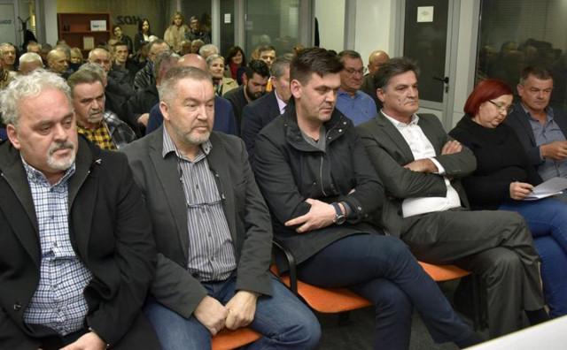 Zoran Petrić novi predsjednik GO HDZ-a 1990 Mostar
