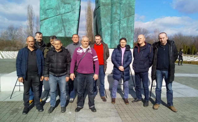 Hvidra Mostar u posjeti Bogdanovcima i Vukovaru
