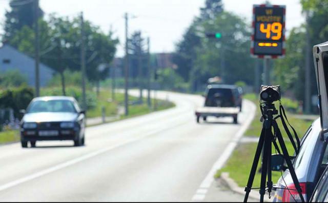 Evo gdje vas danas očekuju radari u Hercegovini