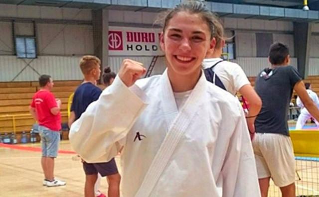 KARATE Čitlučanka osvojila zlato na Europskom prvenstvu