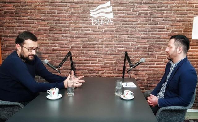 "Jurica Gudelj: Želimo da ""Bura"" bude prijateljski teritorij za neprijateljske ideje"