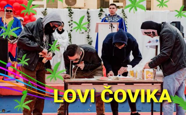 Hit pjesma Ljubuškog Karnevala – 'Lovi čovika'