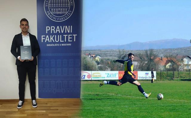MATEO MIOČEVIĆ Baveći se sportom stekao sam puno prijatelja, za Mostar me vežu lijepe uspomene