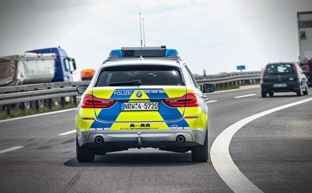 AUTOBAHN Uhićen Hrvat koji je krao u Njemačkoj