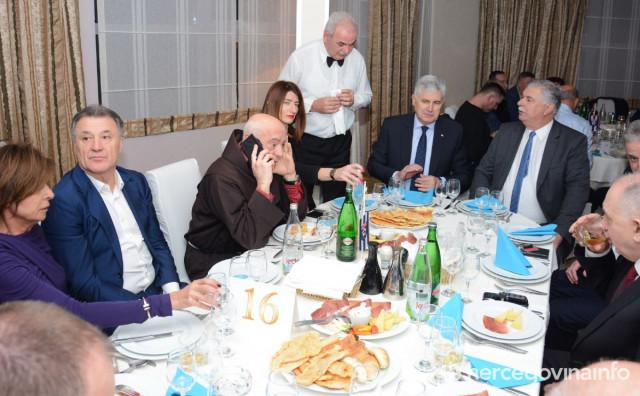 Zdravko Mamić i Dragan Čović posebni gosti na donatorskoj večeri NK Široki Brijeg