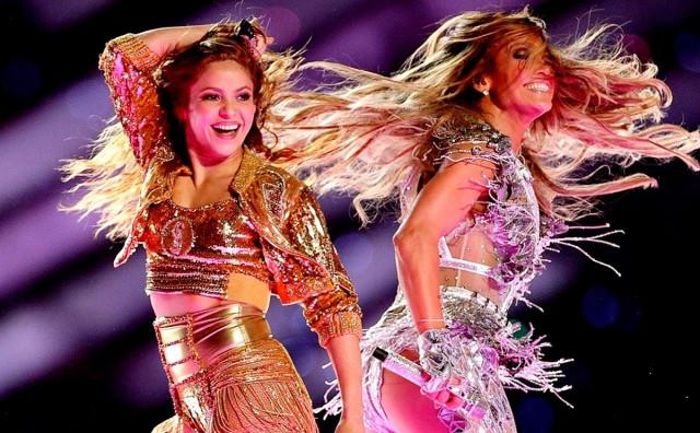 Jennifer Lopez i Shakira zapalile Super Bowl