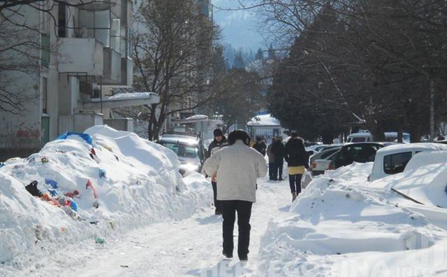 NA DANAŠNJI DAN 2012. GODINE Prisjetite se snježnog nevremena u Mostaru