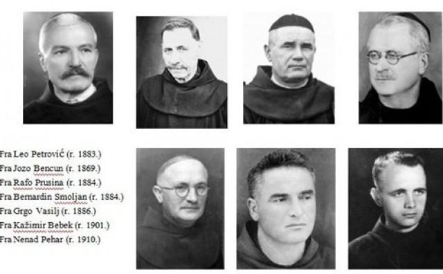 TUŽNO SJEĆANJE U petak sveta misa u spomen na pobijene fratre i vjernike Mostara