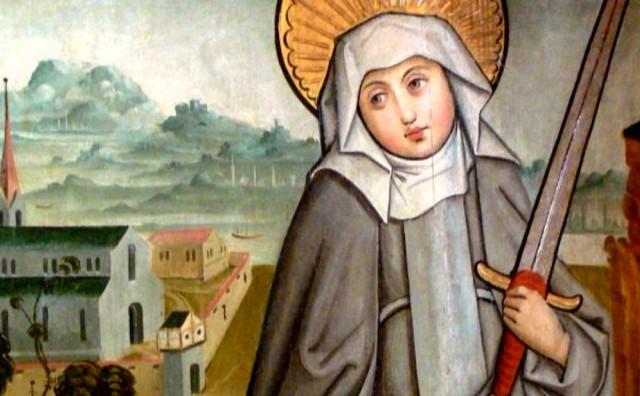Katolici slave blagdan svete Julijane