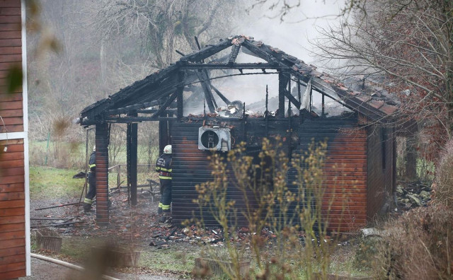 HRVATSKA Uhićeni vlasnici 'doma strave' u kojem je izgorjelo šest ljudi