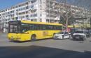 Sudar autobusa i osobnog automobila u Mostaru