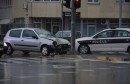 U prometnoj nesreći na Aveniji jedna osoba ozlijeđena