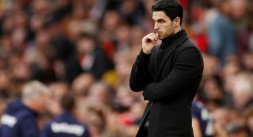Trener Arsenala pozitivan na koronavirus