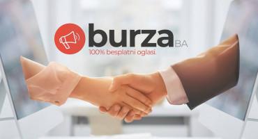 Burza.ba – prvi i jedini potpuno besplatni oglasnik u BiH