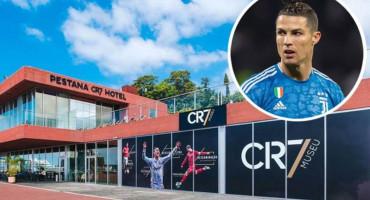 Ronaldo svoje hotele ipak nije prenamijenio u bolnice za oboljele od koronavirusa