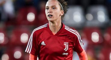 DORIS BAČIĆ 25-godišnjakinja koja u Mostaru testirana na koronavirus je vratarica Juventusa