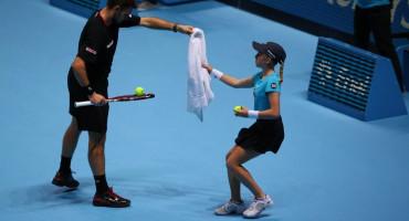 SPRIJEČAVANJE KORONAVIRUSA Skupljači loptica tenisačima neće dodavati ručnike