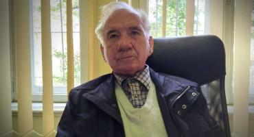 POTRESNO SVJEDOČANSTVO Karlo Marić prisjetio se strahota logora u Jablanici