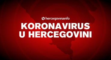 Dvije osobe iz Posušja pozitivne na koronavirus
