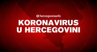 HNŽ Koronavirus potvrđen kod još sedam osoba