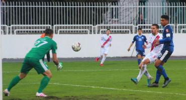 Nakon utakmice u Mostaru 'drvlje i 'kamenje' na suca, a ova snimka pokazuje da je ispravno postupio