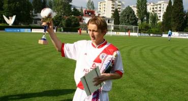 CRO COP Modrić je uspio jer je igrao u bosanskoj ligi
