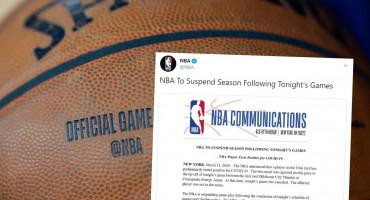 NBA SUSPENDIRANA DO DALJNEG Suigrač Bojana Bogdanovića pozitivan na koronavirus