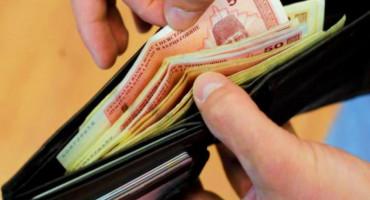 Prosječna plaća u BiH iznosi 953 KM
