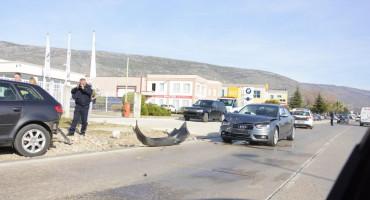 Prometna nesreća kod Avijatičarskog mosta