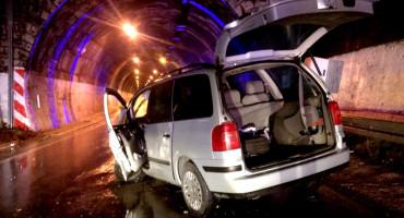 Prometna nesreća kod Jablanice, ima ozlijeđenih