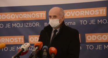 DIREKTOR ZZO-A Rade Bošnjak se testirao na koronavirus