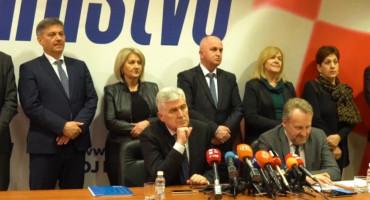 PREDSJEDNIŠTVO HNS-a Čović više nije optimist, kaže da Izetbegović jedno potpiše, a drugo radi