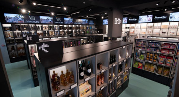 SEVA DUTY FREE Premium ponuda alkohola, parfema i slatkiša u Metkoviću uz povrat poreza!