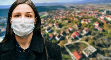 Dva nova slučaja zaraze koronavirusom u Širokom Brijegu