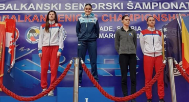 Četiri odličja za članice SKK Neretva na Balkanskom prvenstvu