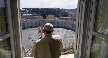 Papina izjava o homoseksualcima izazvala potres, no što je zapravo rekao