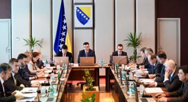 Danas sjednica Vijeća ministara, ne zna se još je li na dnevnom redu otvaranje granice za strance