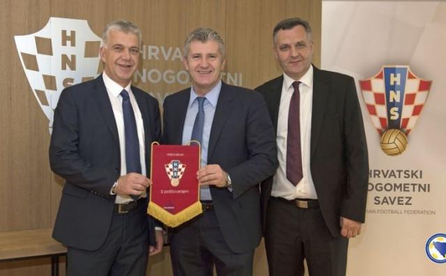 Predstavnici Nogometnog saveza BiH nemaju simptome koronavirusa i nisu u samoizolaciji