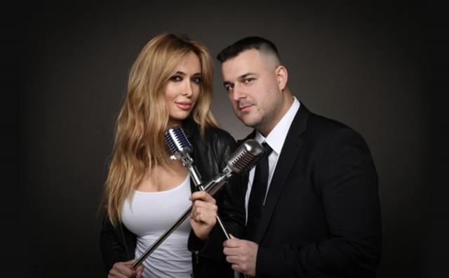 Dean Kotiga i Lidija Bačić u 'potjeri' za najbolji par!