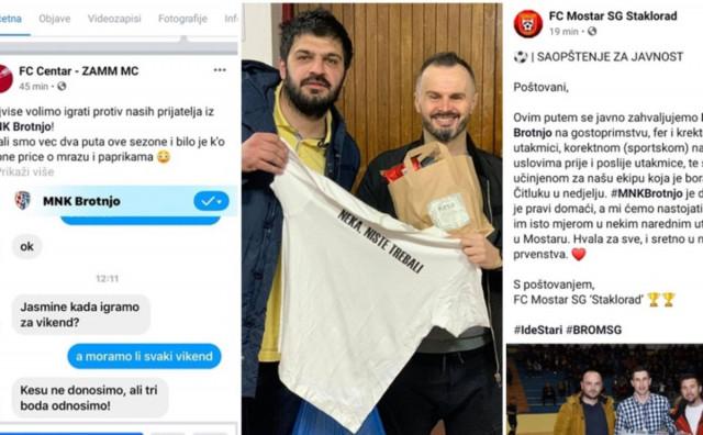 POZITIVAN PRIMJER Futsal širi pozitivnu energiju u našem društvu
