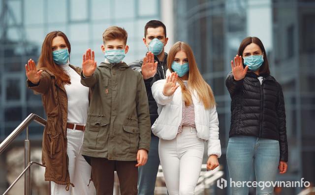 STATISTIČKI PODATCI Pogledajte epidemiološku sliku u BiH, cilj je razvući epidemiju