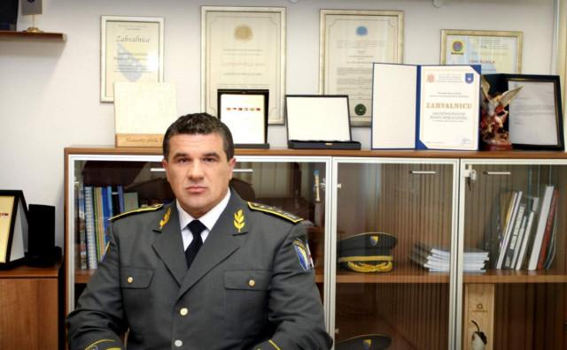 Direktor Granične policije BiH Zoran Galić suspendirao pet policajaca