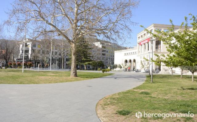 KORONA POMOGLA Mostar je postao čist grad