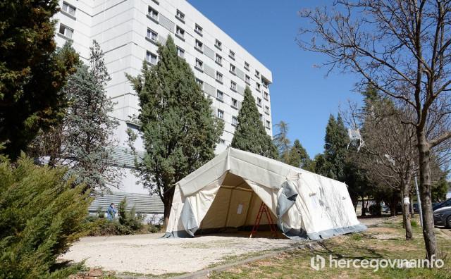 TESTOVI ZA KORONU Sveučilišna klinička bolnica Mostar dobiva 4.000 komada
