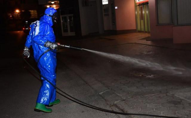 ČITLUK Izvršena dezinfekcija pred brojnim objektima