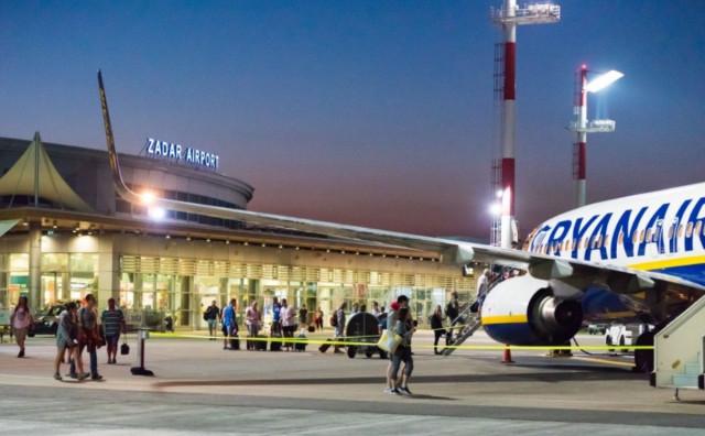 Ryanair otkazuje Zadar kao svoju ljetnu bazu za 2020. godinu