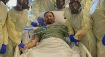SAD Svi pišu o Bosancu koji je sahranio majku u BiH i završio na respiratoru